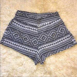 Anthropologie high waist shorts 2